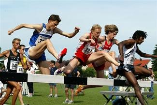 erstklassig billig werden meistverkauft Leichtathletik Coaching-Academy - 3000 m Hindernis stärker ...