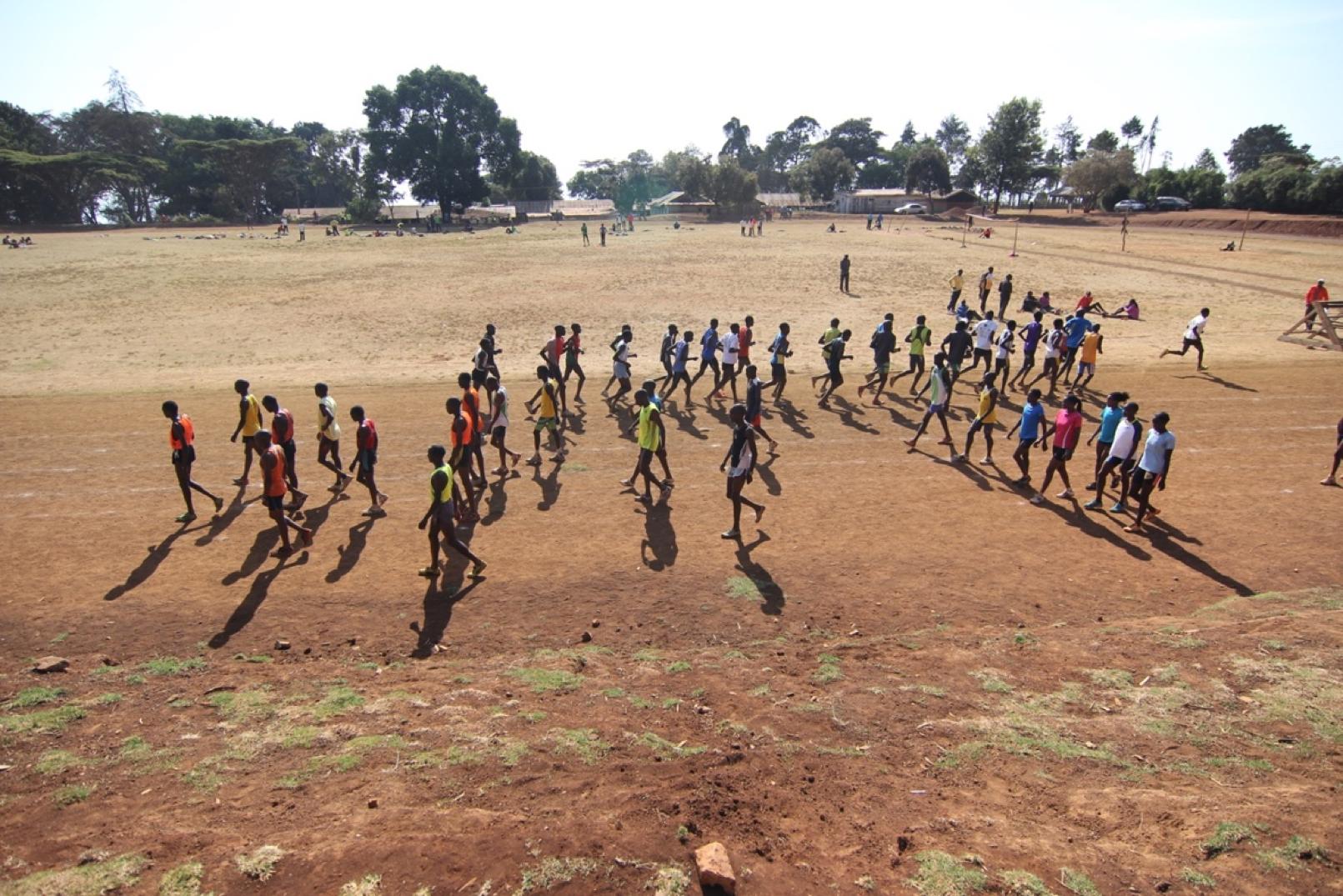 Kenia Training FotoWilms
